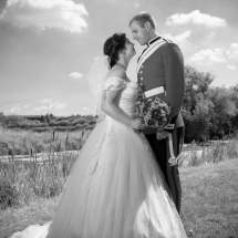 Cornish farm wedding