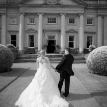 Stately Home Wedding